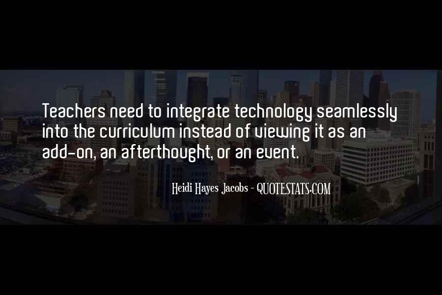 Quotes About Technology And Learning #943803