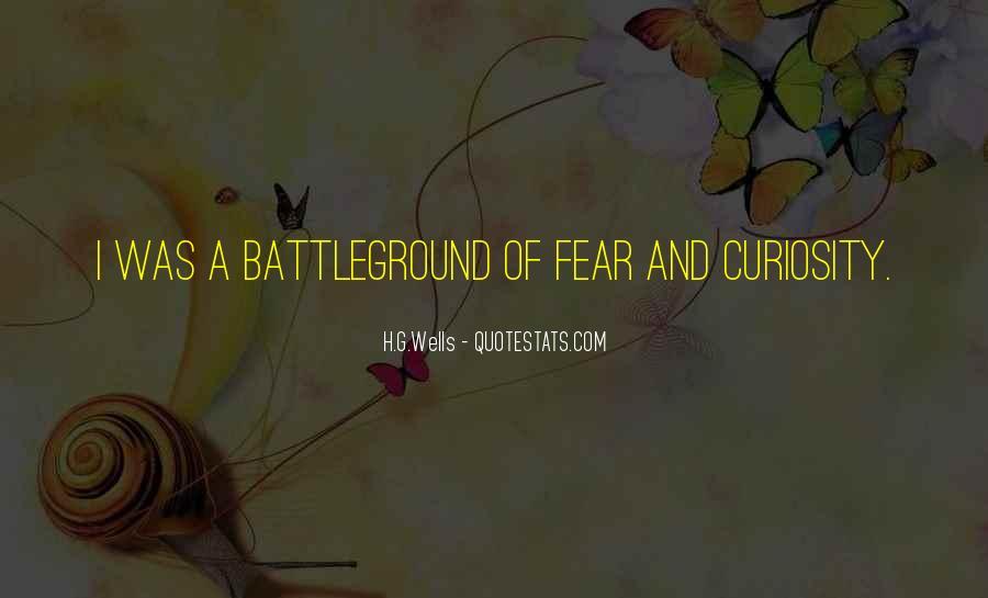 Quotes About Battleground #1039553