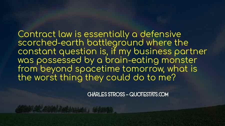 Quotes About Battleground #1250843