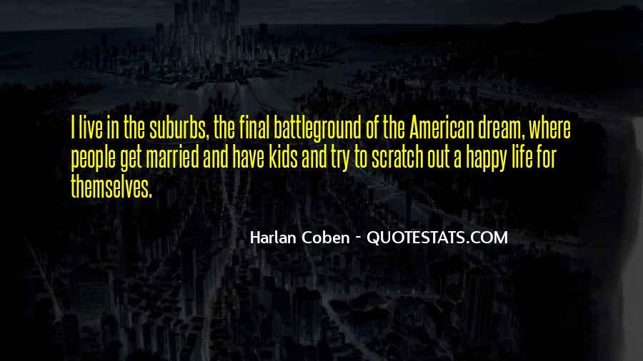 Quotes About Battleground #1268547