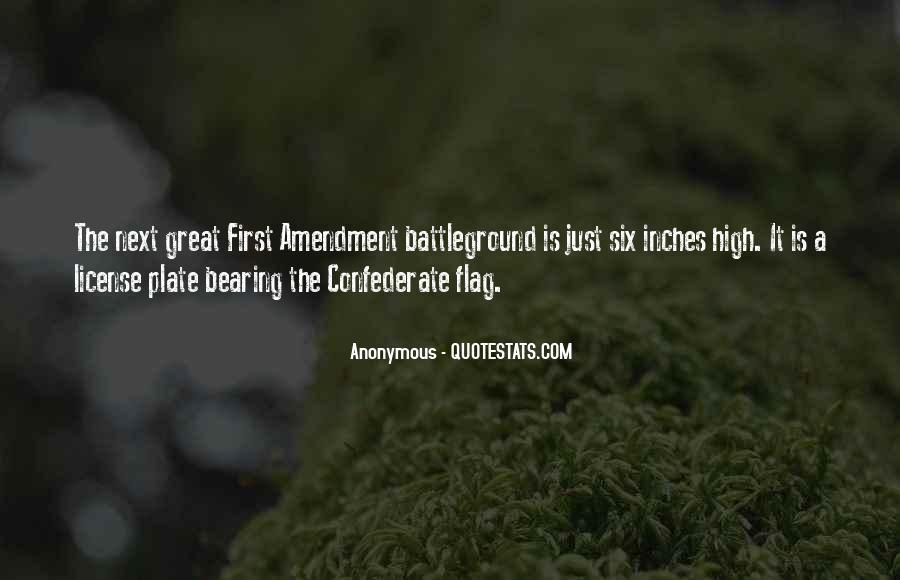 Quotes About Battleground #1273636