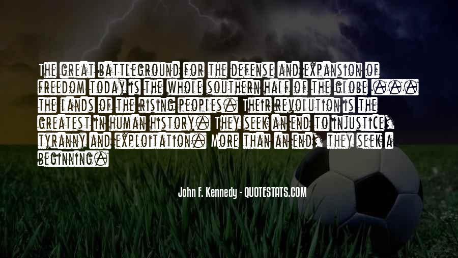 Quotes About Battleground #1387152
