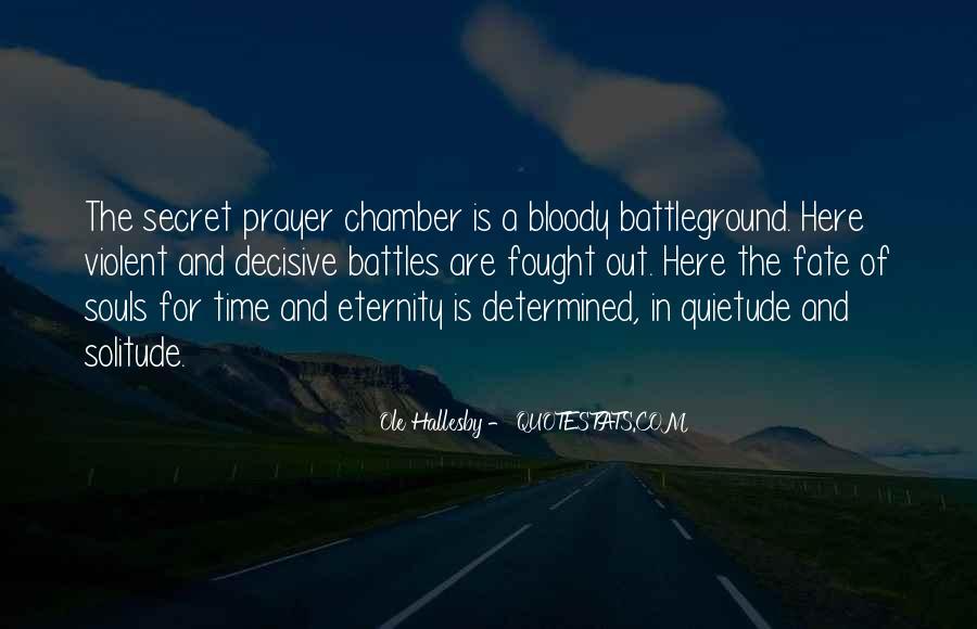 Quotes About Battleground #1560602