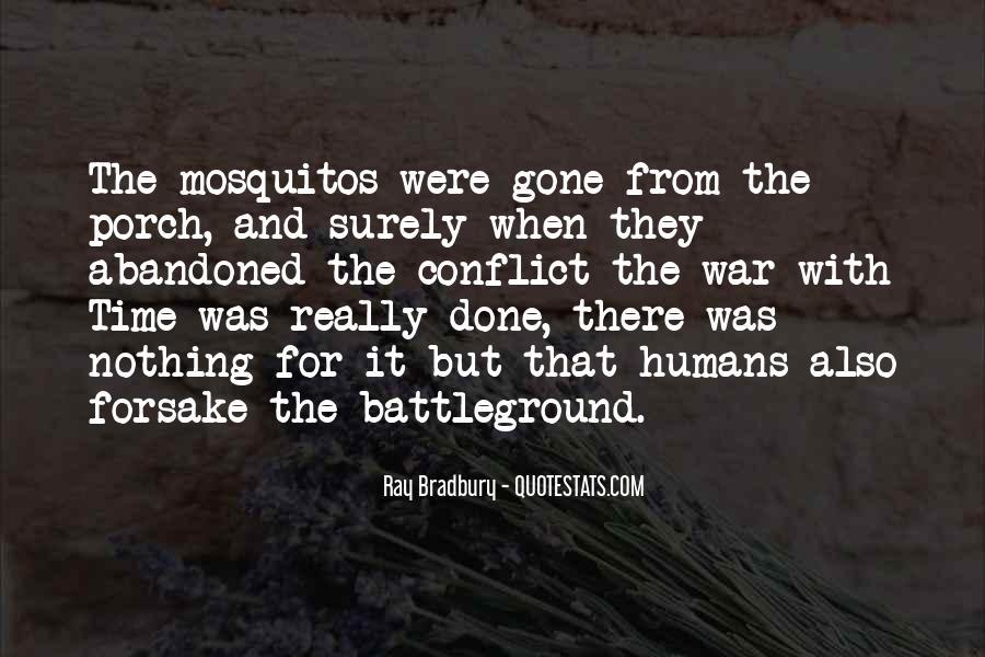Quotes About Battleground #1720594