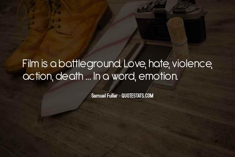 Quotes About Battleground #1785854