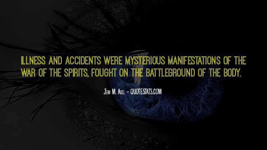 Quotes About Battleground #1871153