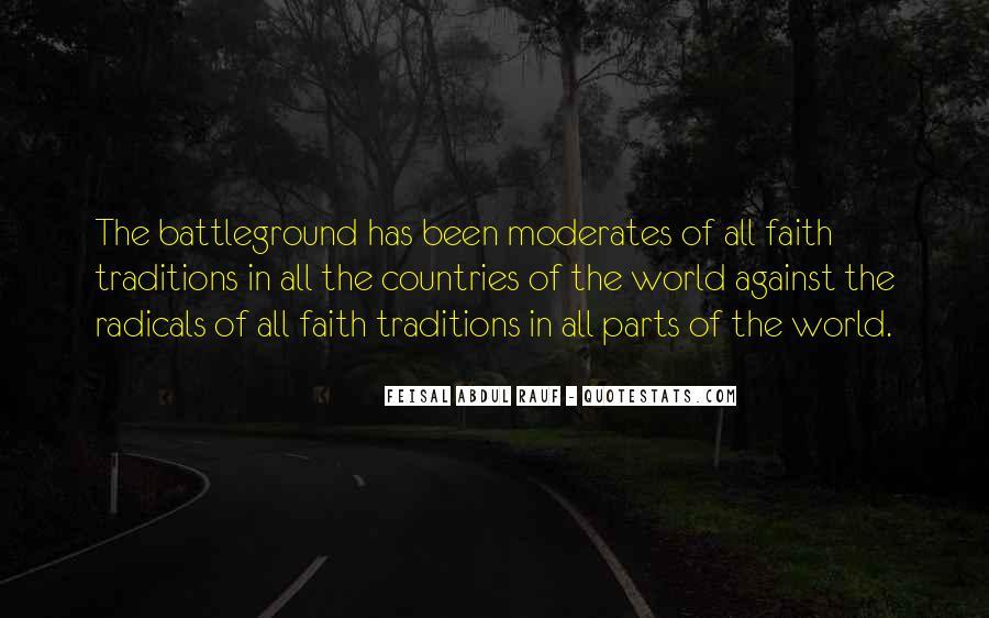 Quotes About Battleground #257401