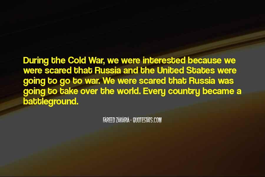 Quotes About Battleground #566569