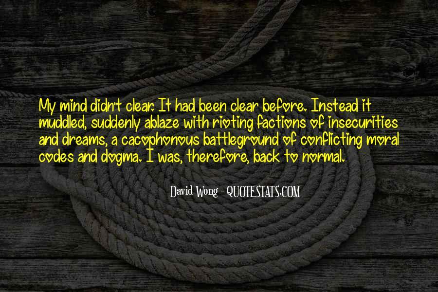 Quotes About Battleground #585915