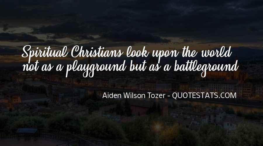 Quotes About Battleground #592868