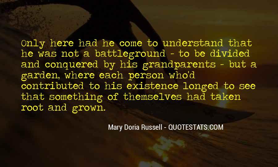 Quotes About Battleground #787935