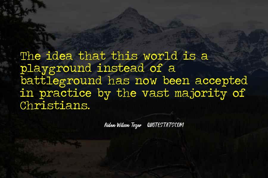 Quotes About Battleground #86893