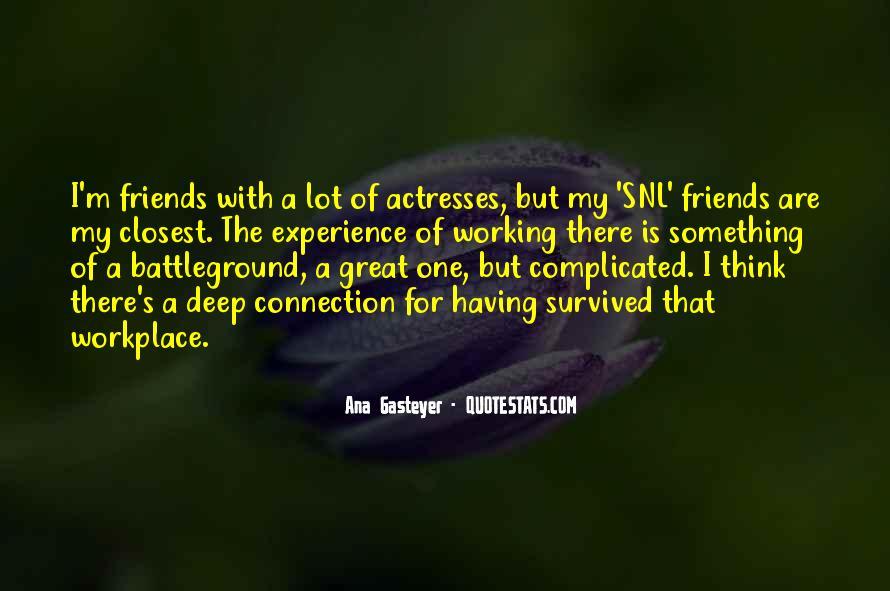 Quotes About Battleground #926711