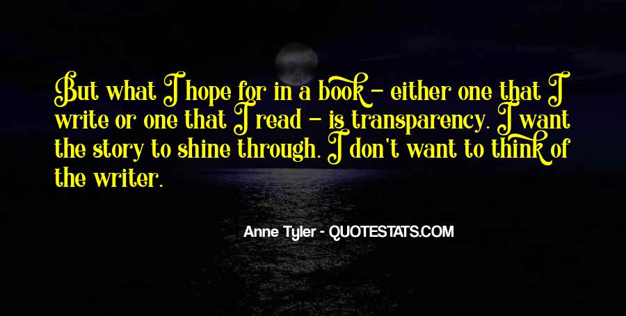 Quotes About Reading Story Books #1100121