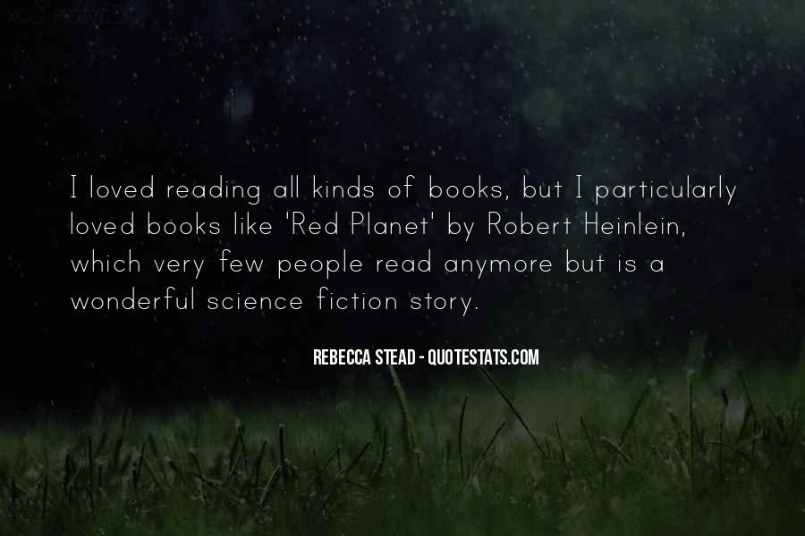 Quotes About Reading Story Books #1266994