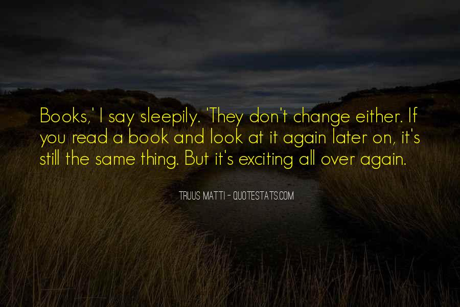 Quotes About Reading Story Books #1502467
