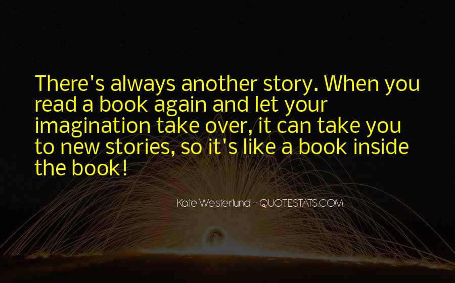 Quotes About Reading Story Books #1579145
