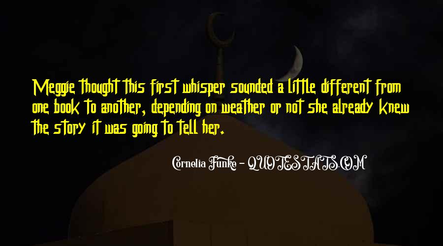 Quotes About Reading Story Books #1846081