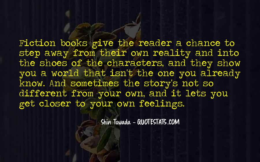 Quotes About Reading Story Books #1873347