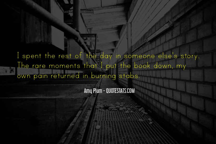 Quotes About Reading Story Books #1879079