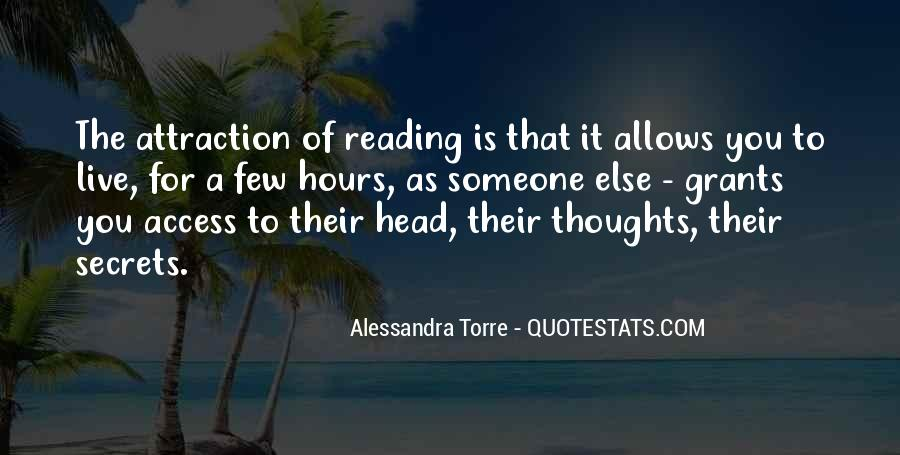 Quotes About Reading Story Books #279286