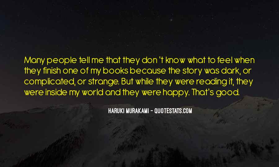 Quotes About Reading Story Books #446923