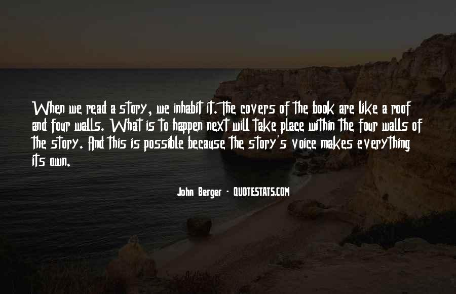 Quotes About Reading Story Books #735478