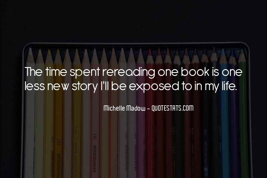 Quotes About Reading Story Books #837740