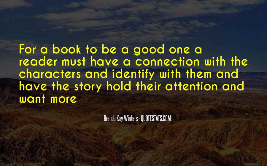 Quotes About Reading Story Books #855893