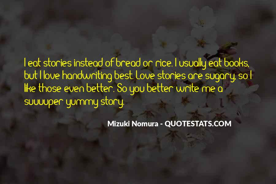Quotes About Reading Story Books #890103