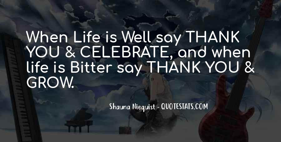 Quotes About Say Thank You #113451