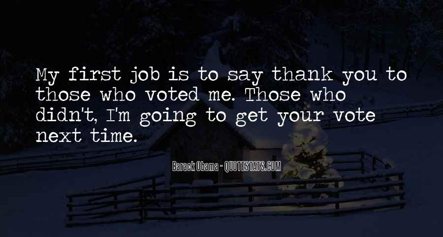 Quotes About Say Thank You #304353