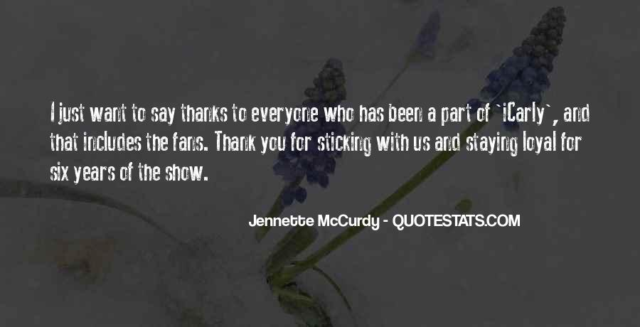 Quotes About Say Thank You #340923