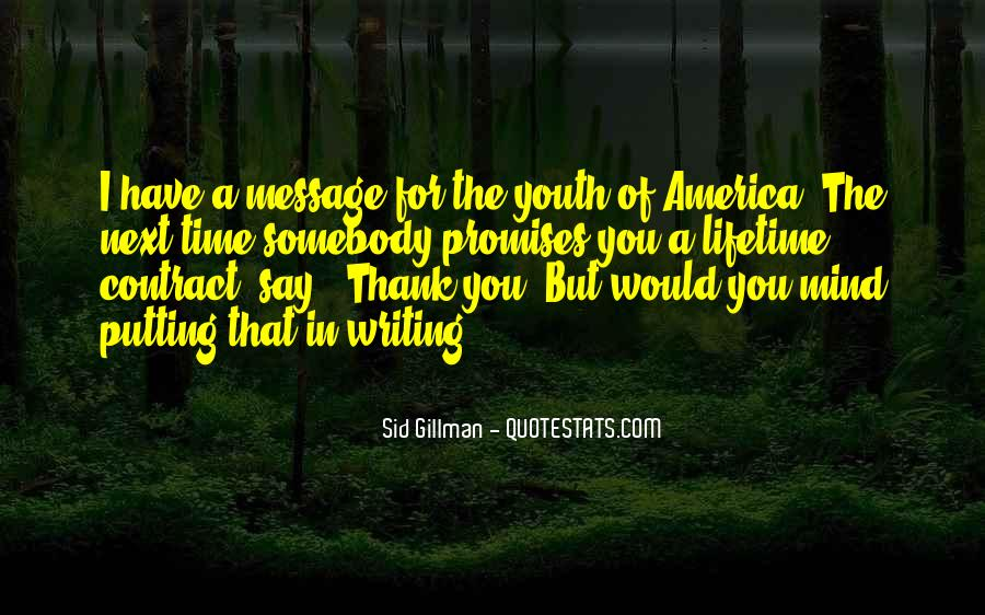 Quotes About Say Thank You #461966