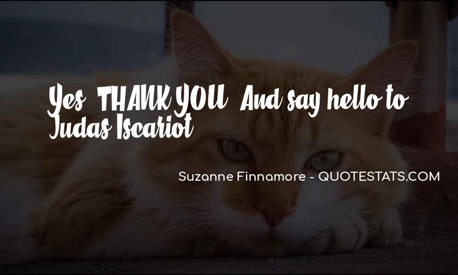 Quotes About Say Thank You #60625
