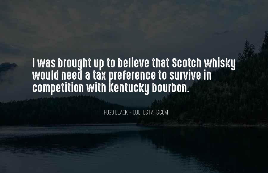 Quotes About Kentucky Bourbon #448345