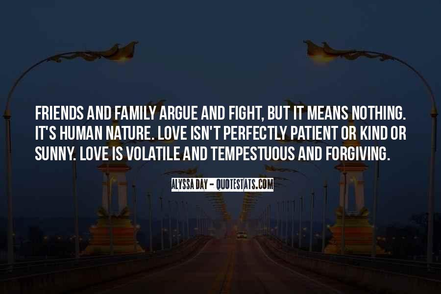 Quotes About Forgiving Family #1445151
