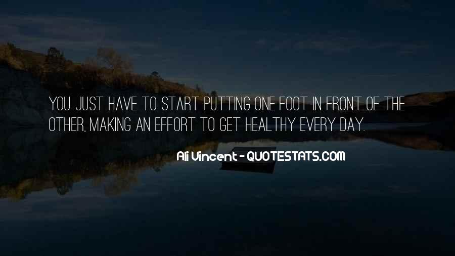Quotes About Putting In Effort #43959