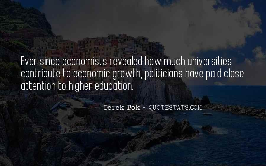 Quotes About Politicians And Education #357402