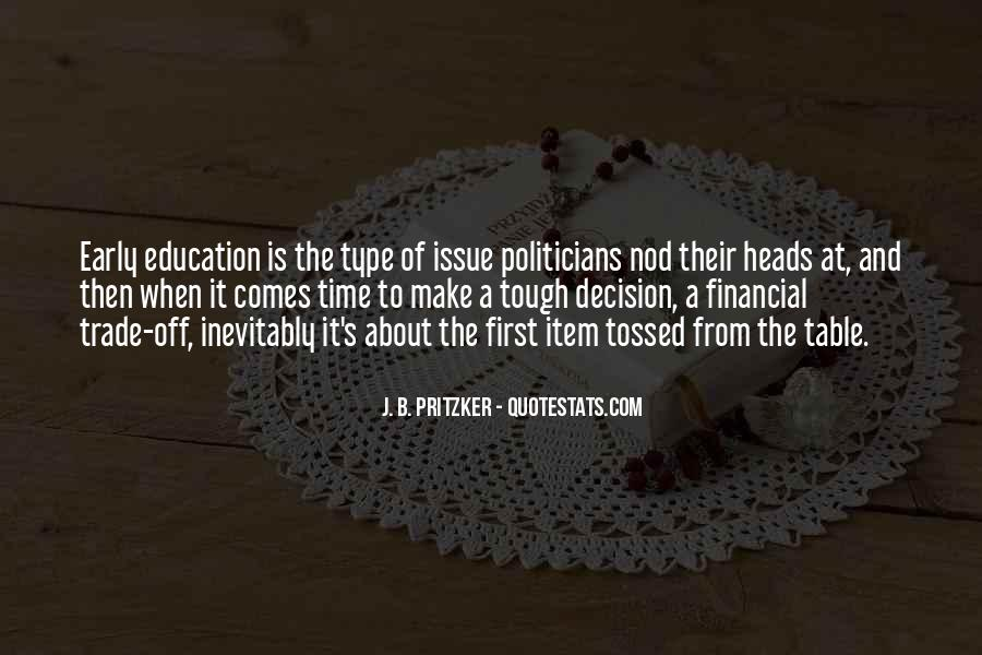 Quotes About Politicians And Education #440722