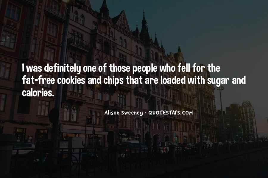 Quotes About Sugar Free #1555032