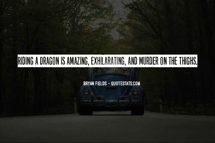 Quotes About Dragons #12343