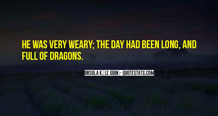 Quotes About Dragons #126170