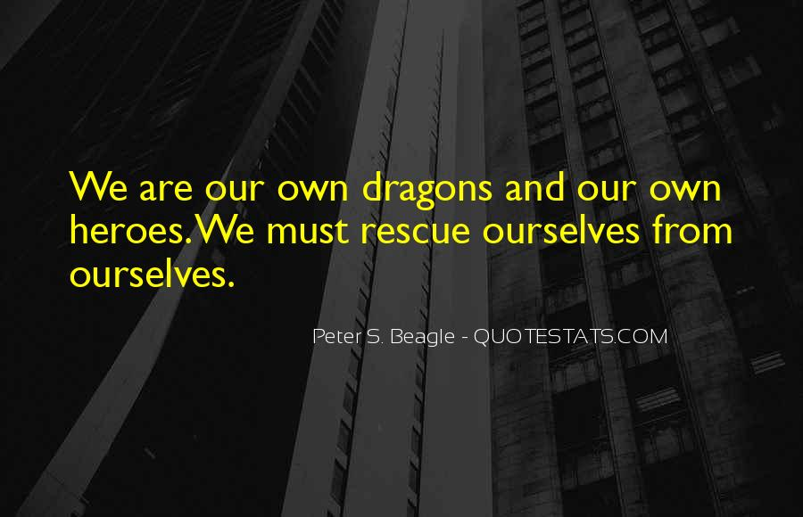 Quotes About Dragons #141816