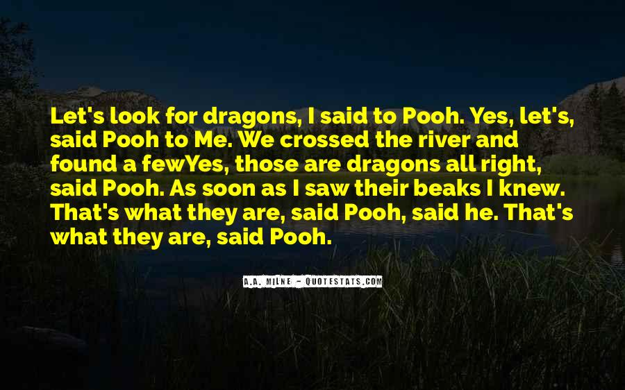 Quotes About Dragons #40444