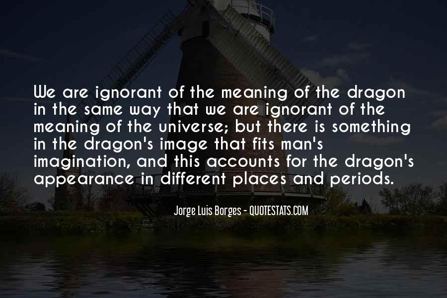 Quotes About Dragons #44549