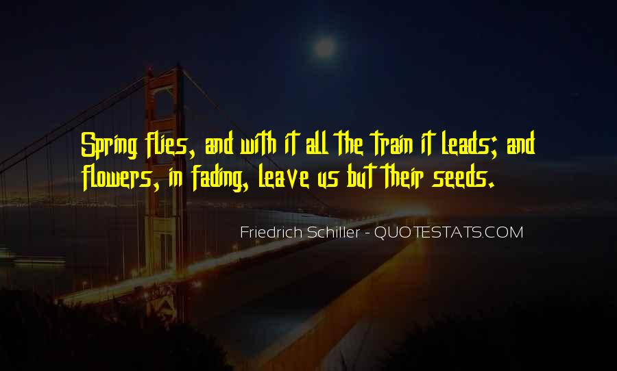 Quotes About Seeds And Flowers #120538