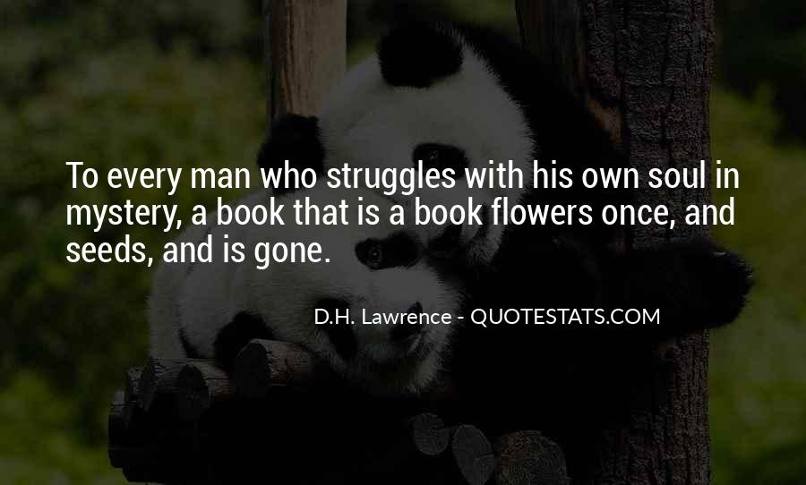 Quotes About Seeds And Flowers #1782115