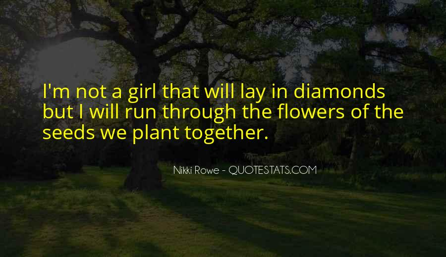 Quotes About Seeds And Flowers #779936