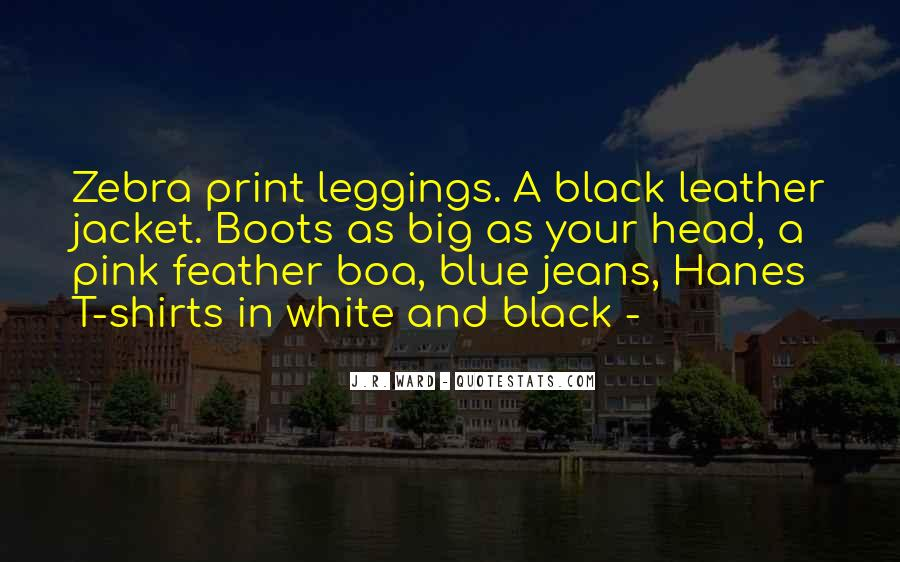 Quotes About Black And Blue #1035611